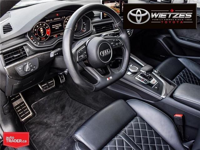 2018 Audi S5 3.0T Technik (Stk: U2196) in Vaughan - Image 10 of 26