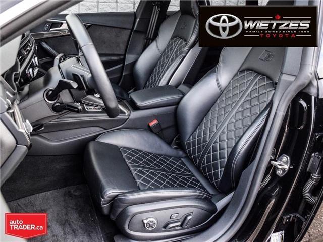 2018 Audi S5 3.0T Technik (Stk: U2196) in Vaughan - Image 11 of 26