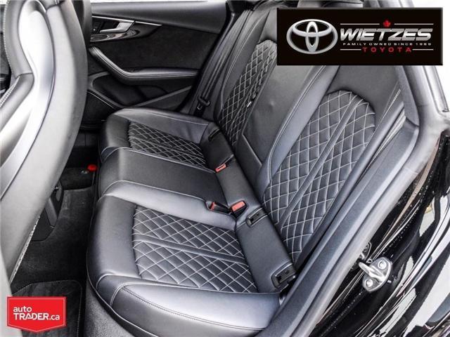2018 Audi S5 3.0T Technik (Stk: U2196) in Vaughan - Image 12 of 26