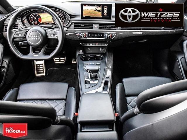 2018 Audi S5 3.0T Technik (Stk: U2196) in Vaughan - Image 13 of 26
