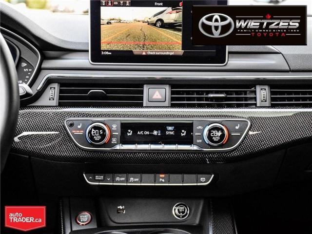 2018 Audi S5 3.0T Technik (Stk: U2196) in Vaughan - Image 15 of 26