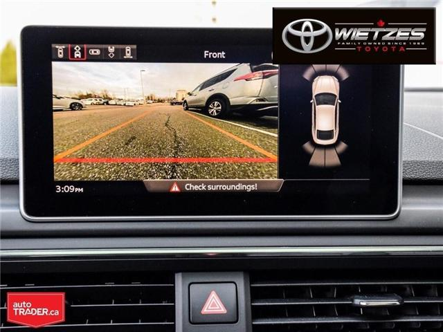 2018 Audi S5 3.0T Technik (Stk: U2196) in Vaughan - Image 19 of 26