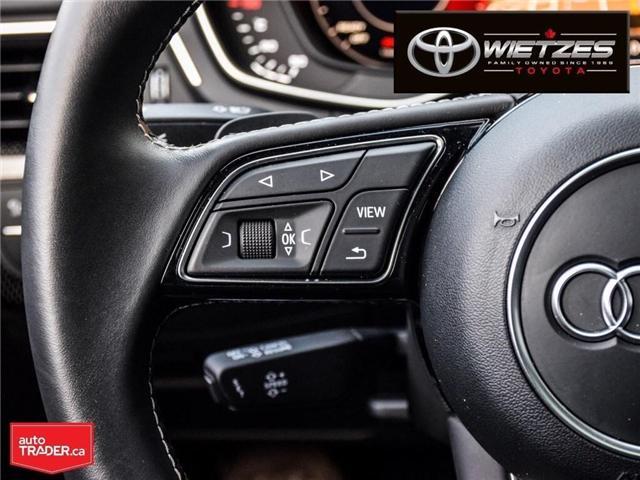 2018 Audi S5 3.0T Technik (Stk: U2196) in Vaughan - Image 24 of 26