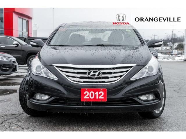 2012 Hyundai Sonata  (Stk: P19013BB) in Orangeville - Image 1 of 20