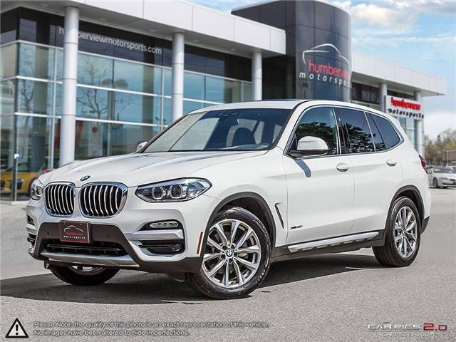 2018 BMW X3 xDrive30i (Stk: 18HMS671A) in Mississauga - Image 1 of 27