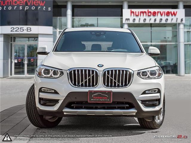 2018 BMW X3 xDrive30i (Stk: 18HMS671A) in Mississauga - Image 2 of 27