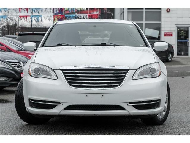 2014 Chrysler 200 LX (Stk: 275830T) in Mississauga - Image 2 of 20