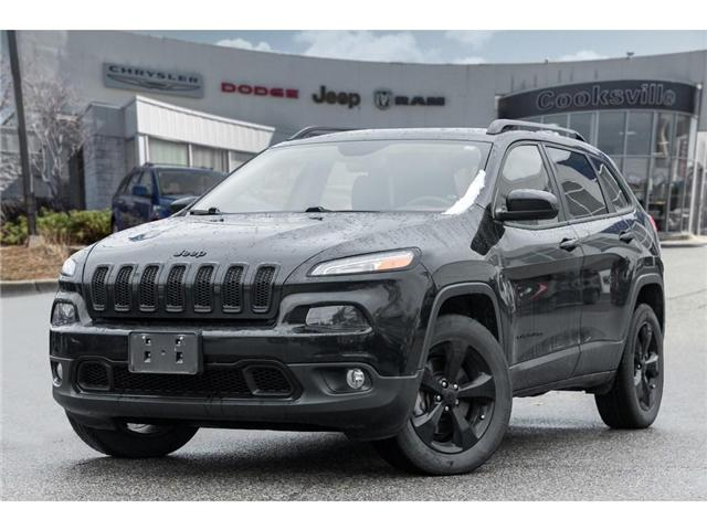 2015 Jeep Cherokee North (Stk: 346099T) in Mississauga - Image 1 of 20