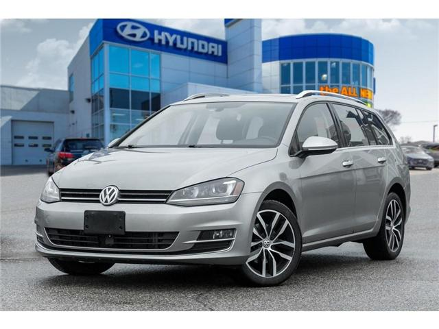 2015 Volkswagen Golf Sportwagon  (Stk: H069236T) in Mississauga - Image 1 of 21