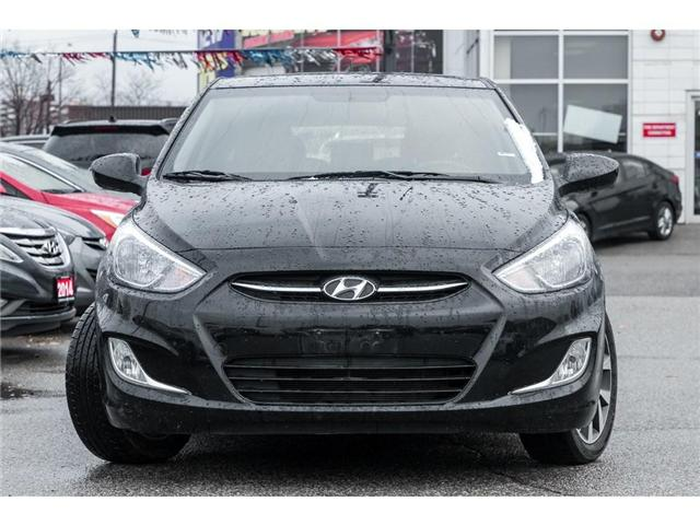 2017 Hyundai Accent  (Stk: H7731PR) in Mississauga - Image 2 of 20
