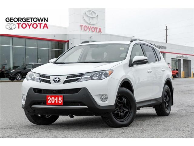2015 Toyota RAV4  (Stk: 15-00888) in Georgetown - Image 1 of 20
