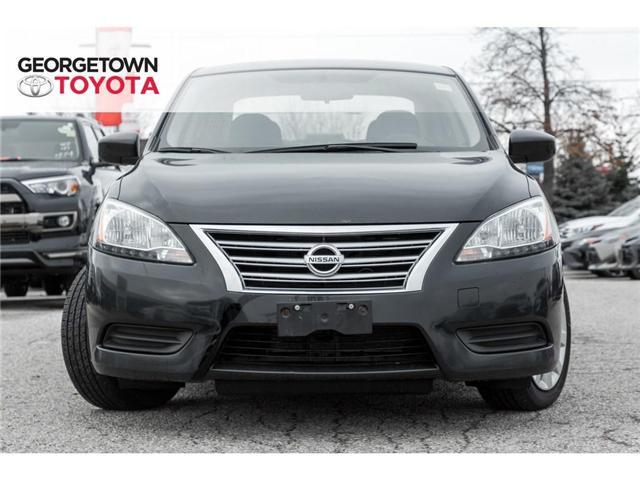 2013 Nissan Sentra  (Stk: 13-99259) in Georgetown - Image 2 of 18
