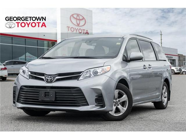 2018 Toyota Sienna  (Stk: 18-23062) in Georgetown - Image 1 of 20