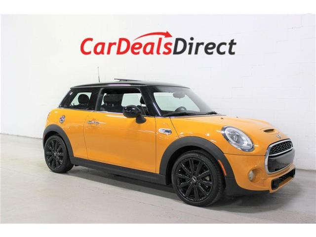 2015 MINI 3 Door Cooper S (Stk: A58490) in Vaughan - Image 1 of 28
