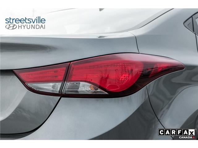 2016 Hyundai Elantra Sport (Stk: 19XL011A) in Mississauga - Image 8 of 8