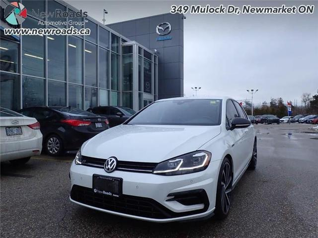 2018 Volkswagen Golf R Base (Stk: 14085) in Newmarket - Image 1 of 30