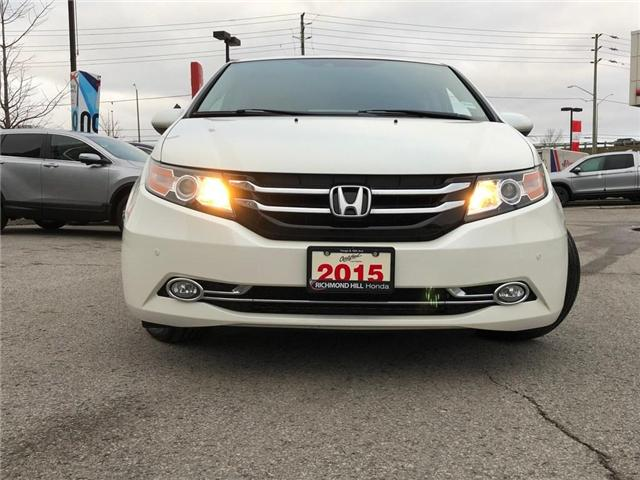 2015 Honda Odyssey Touring (Stk: 190052P) in Richmond Hill - Image 2 of 26