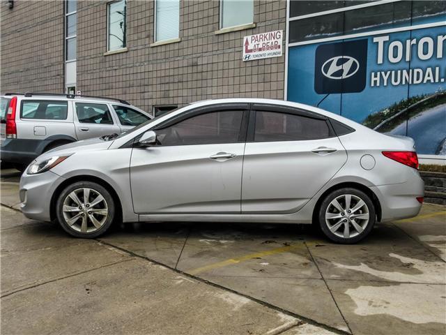 2014 Hyundai Accent GLS (Stk: U06363) in Toronto - Image 6 of 19