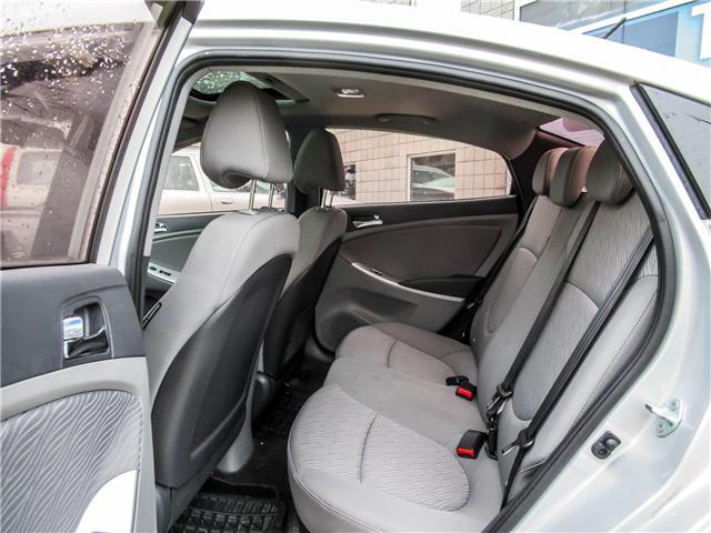 2014 Hyundai Accent GLS (Stk: U06363) in Toronto - Image 9 of 19