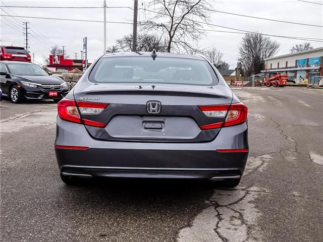2018 Honda Accord EX-L (Stk: 18766) in Milton - Image 6 of 27