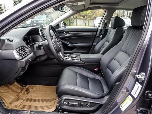 2018 Honda Accord EX-L (Stk: 18766) in Milton - Image 11 of 27