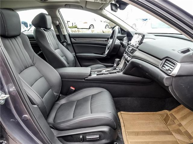 2018 Honda Accord EX-L (Stk: 18766) in Milton - Image 20 of 27