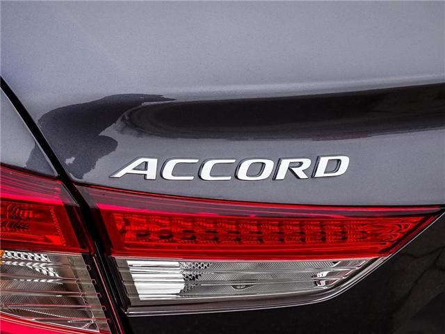 2018 Honda Accord EX-L (Stk: 18766) in Milton - Image 24 of 27