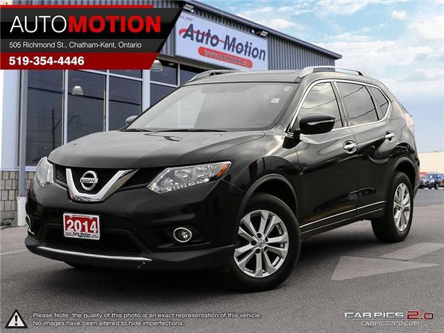 2014 Nissan Rogue  (Stk: 181099) in Chatham - Image 1 of 27