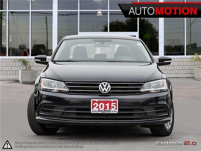 2015 Volkswagen Jetta  (Stk: 181178) in Chatham - Image 2 of 27