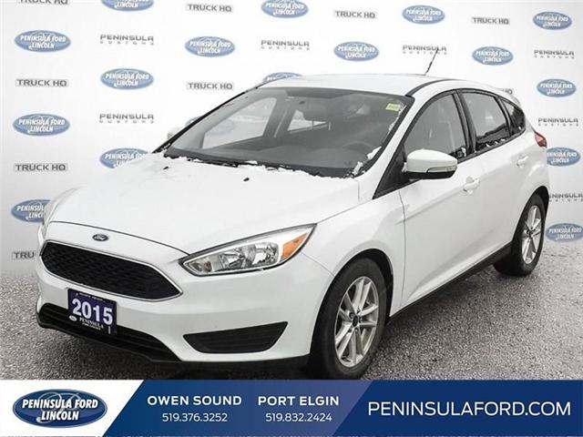 2015 Ford Focus SE (Stk: 1613) in Owen Sound - Image 1 of 24