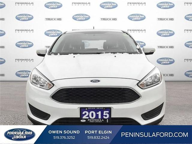 2015 Ford Focus SE (Stk: 1613) in Owen Sound - Image 2 of 24