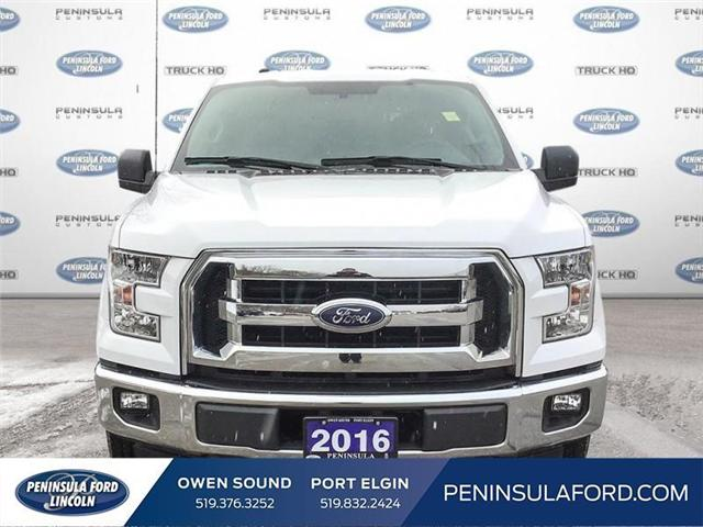 2016 Ford F-150 XLT (Stk: 1644) in Owen Sound - Image 2 of 23