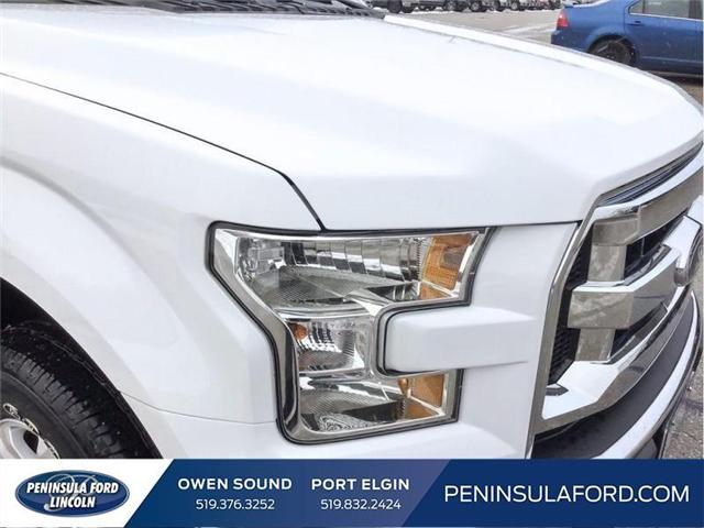 2016 Ford F-150 XLT (Stk: 1644) in Owen Sound - Image 8 of 23