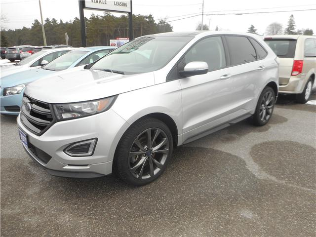 2017 Ford Edge Sport (Stk: NC 3687) in Cameron - Image 1 of 12