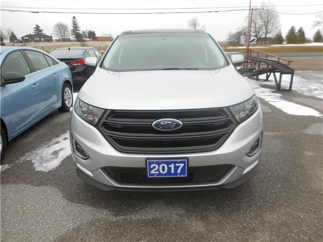 2017 Ford Edge Sport (Stk: NC 3687) in Cameron - Image 2 of 12