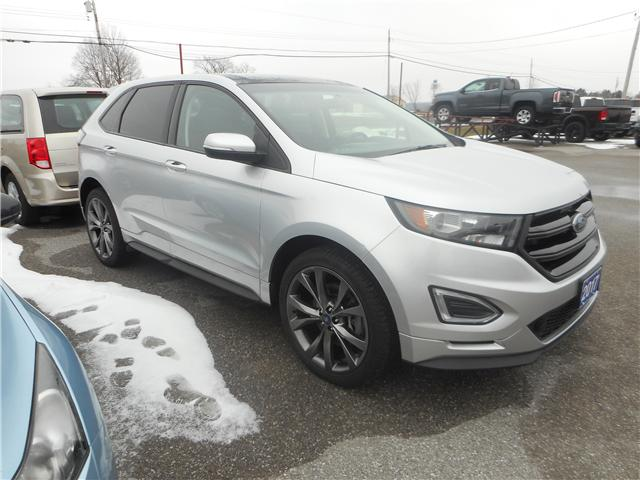 2017 Ford Edge Sport (Stk: NC 3687) in Cameron - Image 3 of 12