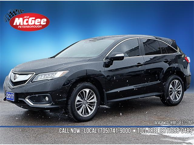 2017 Acura RDX Elite (Stk: 18925B) in Peterborough - Image 1 of 21