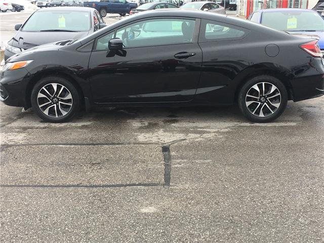 2015 Honda Civic EX (Stk: U15135) in Barrie - Image 2 of 18