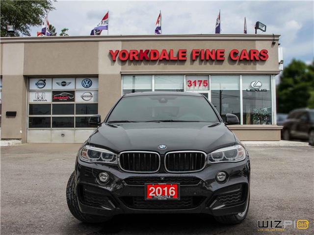 2016 BMW X6 xDrive35i (Stk: Y1 5009) in Toronto - Image 2 of 26