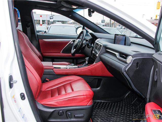 2016 Lexus RX 350  (Stk: Y1 2159) in Toronto - Image 14 of 29