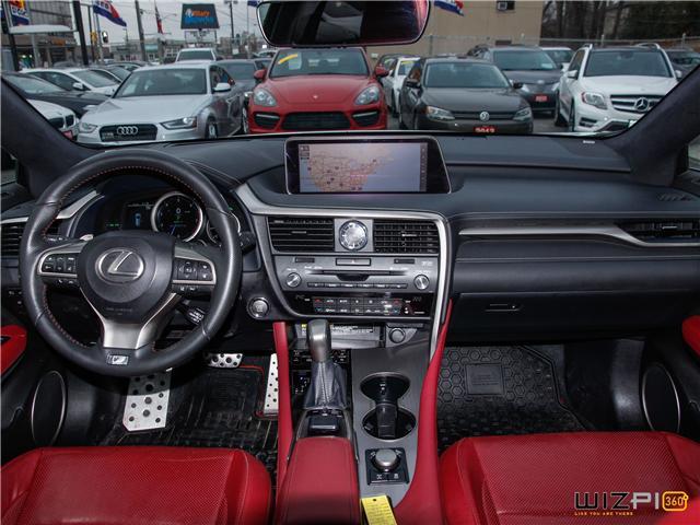 2016 Lexus RX 350  (Stk: Y1 2159) in Toronto - Image 16 of 29