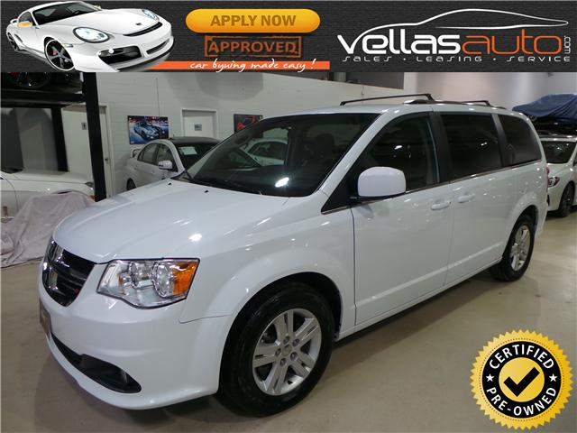 2018 Dodge Grand Caravan  (Stk: NP9896) in Vaughan - Image 1 of 29