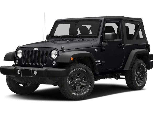 2017 Jeep Wrangler Sport (Stk: VW0779) in Surrey - Image 1 of 2