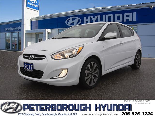 2017 Hyundai Accent GL (Stk: HP0110) in Peterborough - Image 1 of 18
