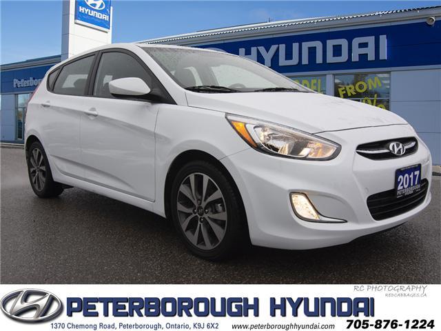 2017 Hyundai Accent GL (Stk: HP0110) in Peterborough - Image 2 of 18