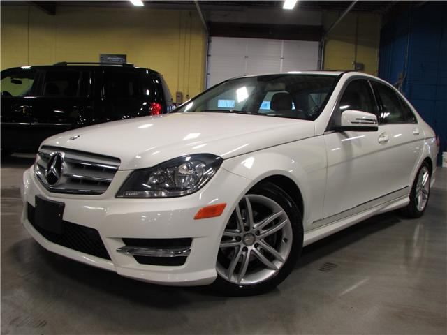 2012 Mercedes-Benz C-Class Base (Stk: C5439) in North York - Image 1 of 18