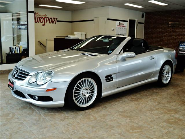2004 Mercedes-Benz SL-Class Base (Stk: 1406A) in Orangeville - Image 2 of 17