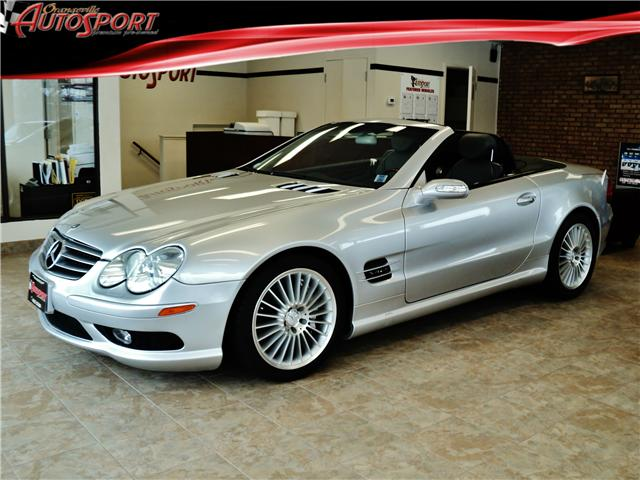 2004 Mercedes-Benz SL-Class Base (Stk: 1406A) in Orangeville - Image 1 of 17