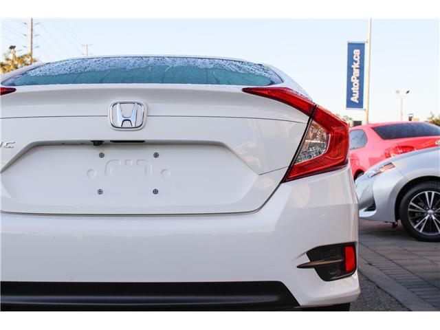 2018 Honda Civic LX (Stk: APR2216) in Mississauga - Image 6 of 23