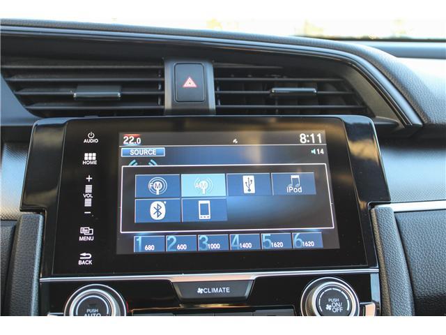 2018 Honda Civic LX (Stk: APR2216) in Mississauga - Image 14 of 23